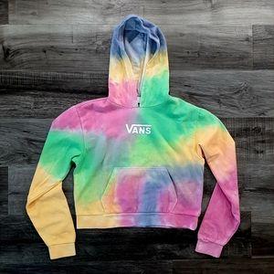 Vans AURA Women's Crop Hoodie Size S